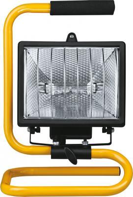 Прожектор NAVIGATOR 500Вт NFL-PH2-500-R7s/BLY галогеновый черный переносной бинокль navigator 8х21 черный