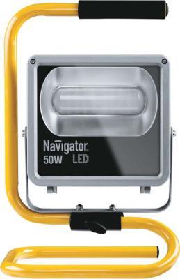 Прожектор светодиодный Navigator 71 322 NFL-M-50-4K-BL-PRL-LED 70лм/Вт IP65 navigator светильник navigator 71 976 nel t1 3 4k led add
