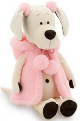 Мягкая игрушка собака ORANGE Лапуська Меховой стиль искусственный мех плюш 25 см orange мягкая игрушка orange свинка сашенька 25 см