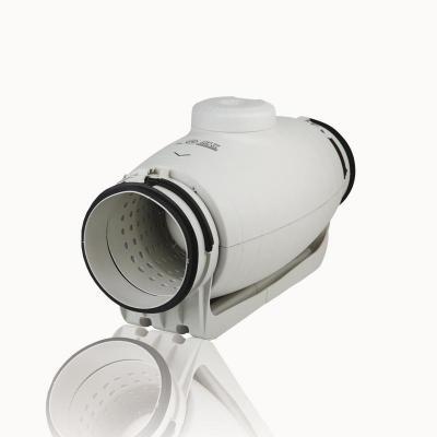 Вытяжной канальный вентилятор SOLER&PALAU TD-350\\125 Silent 360м3/ч. 30 Вт. 20дБ (А) soler and palau td 350 125