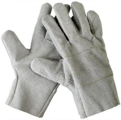 Перчатки СИБИН 1134-XL рабочие кожаные из спилка xl аксессуар перчатки сибин 1134 xl