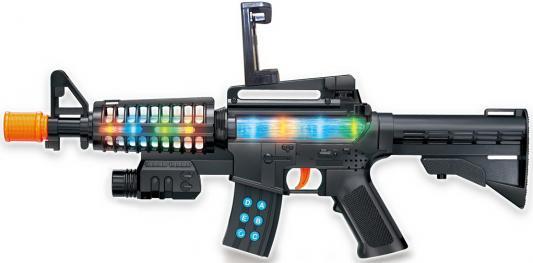 Автомат Наша Игрушка 998-32 черный 998