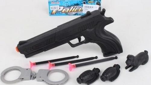 Игровой набор Наша Игрушка Полиция игровой набор наша игрушка полиция a505 11