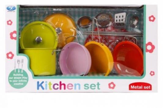 Игровой набор Наша Игрушка Хозяйка 11 предметов игрушка