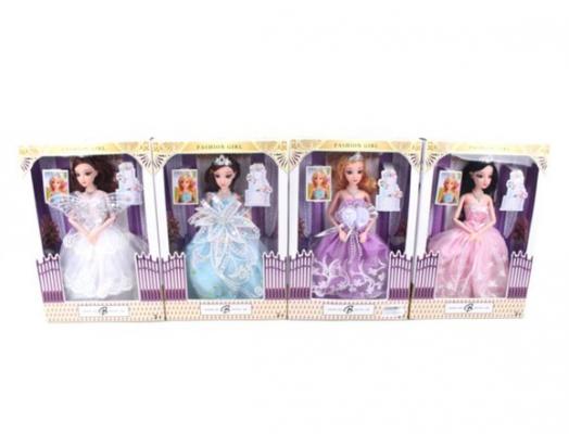 Кукла Наша Игрушка Кукла 29 см кукла наша игрушка кукла футболист 29 см 104 6a