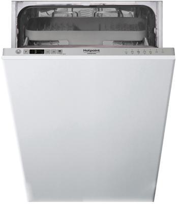 лучшая цена Посудомоечная машина Hotpoint-Ariston HSCIC 3M19 C RU узкая