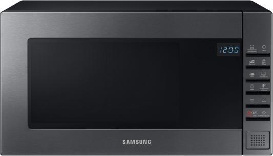 СВЧ Samsung ME88SUG 800 Вт серебристый чёрный цена и фото