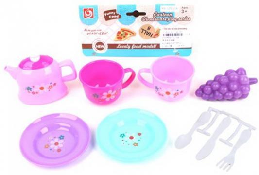 Набор посуды Наша Игрушка 17105A пластик игрушка