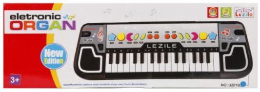 Синтезатор Lezile 32 клавиши, запись, батар.AA*3шт. в компл.не вх., кор. стоимость