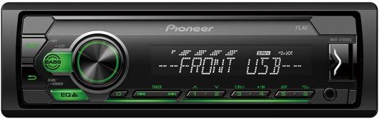 Автомагнитола Pioneer MVH-S110UBG 1DIN 4x50Вт автомагнитола pioneer mvh 07ubg отзывы