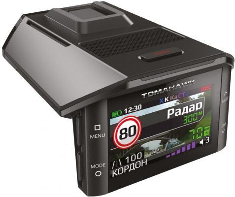 цена Радар-детектор Tomahawk Apache signature Видеорегистратор GPS приемник G-сенсор