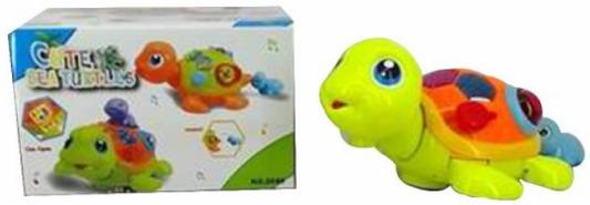 цена на Интерактивная игрушка Наша Игрушка Черепашка от 3 лет