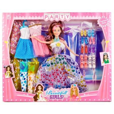 Кукла Shantou Кукла с набором одежды 29 см кукла yako m6579 6