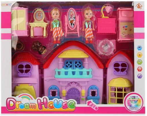 Домик для кукол Shantou B1684799 В ассортименте цена