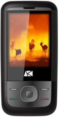 Мобильный телефон ARK V3 Benefit 32Mb черный слайдер 2Sim 2.4 240x320 0.08Mpix BT GSM900/1800 TouchSc MP3 FM microSD max32Gb телефон мобильный ark benefit u281