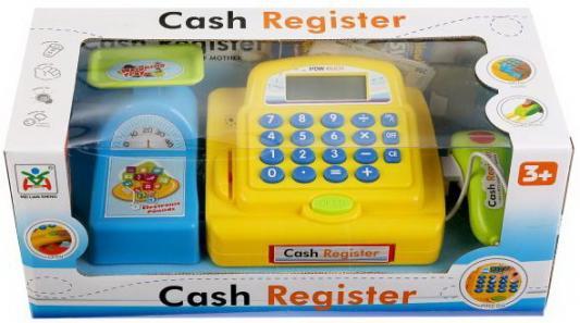 Купить Кассовый аппарат на бат. свет+звук, с аксесс. LS820A33-1 в кор. в кор.2*18шт, Shantou, для девочки, Игровые наборы Детский супермаркет