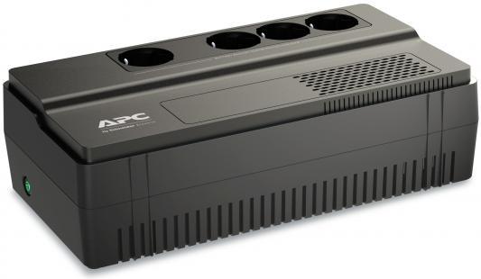 ИБП APC BV500I-MS 500VA Черный ибп apc bv500i gr 500va черный