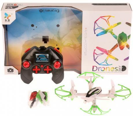 Купить Квадрокоптер на радиоуправлении Shantou B1746318 пластик, металл от 8 лет разноцветный, Радиоуправляемые игрушки