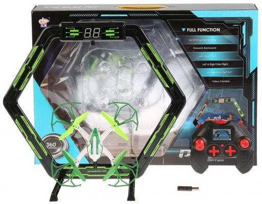 Купить Квадрокоптер на радиоуправлении Shantou B1719437 пластик, металл от 8 лет цвет в ассортименте, Радиоуправляемые игрушки