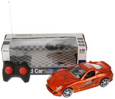 Машинка на радиоуправлении Shantou B1657199 пластик от 3 лет цвет в ассортименте lord of the rakes
