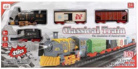 Железная дорога Shantou ЖЕЛЕЗНАЯ ДОРОГА 7299-70 с 3-х лет B1602887 железная дорога классика 2612231