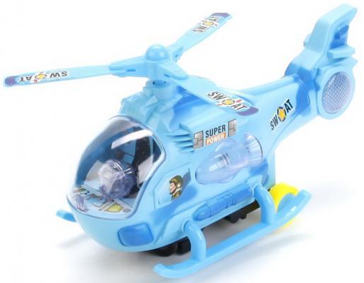 Вертолет Shantou Gepai B1494258 голубой 48 шт вертолет shantou gepai вертолет 736 черный 1711b039