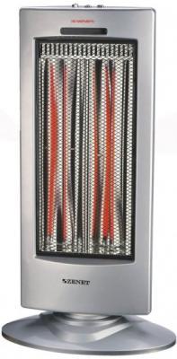 Инфракрасный обогреватель Zenet ZET-501 900 Вт термостат серебристый zenet ns 900g
