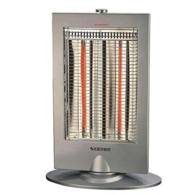 Инфракрасный обогреватель Zenet ZET-503 1200 Вт поворотная система серебристый zenet ns 900g
