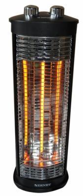 цена на Карбоновый обогреватель ZENET ZET-504, мощность 400/800 Вт., S-25 м?, таймер, верт./горизонт. расположение