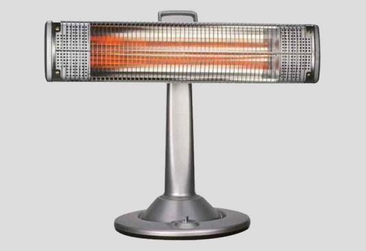 цена на Карбоновый обогреватель ZENET ZET-505, мощность 450/900 Вт., S-30 м?, вращение 90°