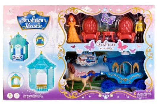 Игровой набор Shantou Игровой набор для кукол с фигурками игровой набор the good dinosaur с 2 фигурками в ассортименте