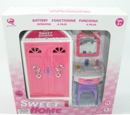 Купить Набор мебели Shantou Мебель для кукол, Аксессуары для кукол