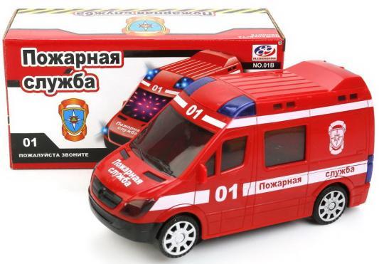 Купить Пожарная машина Shantou Gepai B1651240 цвет в ассортименте 60 шт, Игрушечные машинки