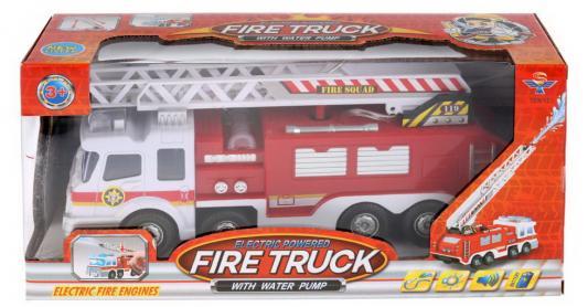 Купить Пожарная машина Shantou Gepai SY752 цвет в ассортименте 24 шт, Игрушечные машинки