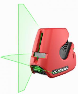 Лазерный нивелир CONDTROL NEO G220 set 50/100м зеленый лазер точность ±0,3 мм/м из ремонта нивелир condtrol neo x220 set 1 2 122