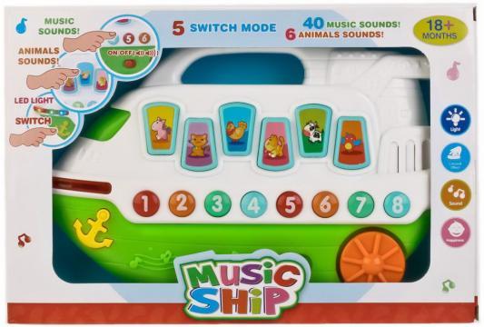 Купить Интерактивная игрушка Shantou B1266891 от 18 месяцев, разноцветный, пластик, унисекс, Игрушки со звуком