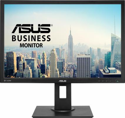 Монитор ASUS BE24AQLBH 24.1 Black 1920x1200/TFT IPS/5ms/VGA (D-Sub), DVI-D (HDCP), DP, HDMI, USB, 2Wx2, Headph.Out 10pcs lot db15 3rows parallel vga port hdb9 15 pin d sub male solder connector metal shell cover