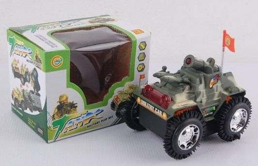 Танк Shantou Gepai Танк-перевертыш A1155 камуфляж 12 см игрушка shantou gepai машина перевертыш 666 858
