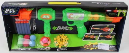 Купить Ружье Shantou Gepai B1716989, разноцветный, 520x230x70 мм, для мальчика, Игрушечное оружие