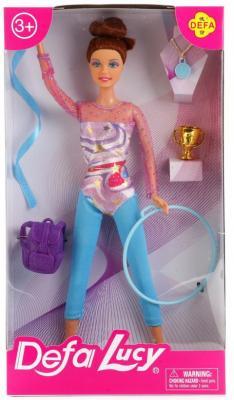 Кукла DEFA LUCY Гимнастка 32 см — в ассортименте. кукла defa lucy 8296a