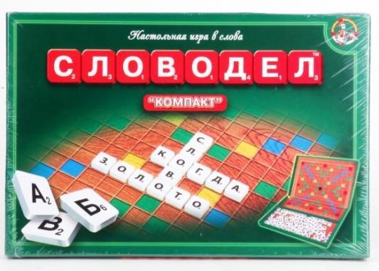 Настольная игра Тридевятое царство карточная СЛОВОДЕЛ