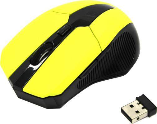 Мышь CM-547 Yellow, оптика,800/1600/2400dpi,5кн.+колесо прокрутки, USB wired 6 key usb 2 0 800 1000 1600 2400dpi optical gaming mouse