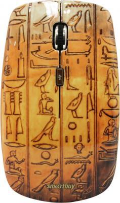 Мышь беспроводная Smartbuy 327AG Egypt [SBM-327AG-EG-FC] цена и фото