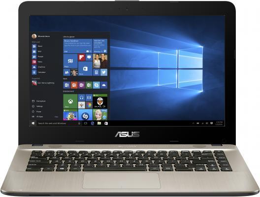Ноутбук ASUS VivoBook Max X441BA-GA114T (90NB0I01-M02280) asus vivobook max x541uv black 90nb0gc1 m020450