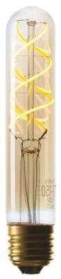 Лампа светодиодная цилиндрическая Sun Lumen 056-960 E27 5W 2000K sun lumen лампа светодиодная sun lumen колба прозрачная e27 5w 2000k 056 953