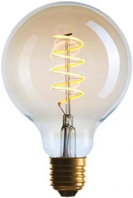 Лампа светодиодная шар Sun Lumen 056-984 E27 4W 2200K sun lumen лампа светодиодная sun lumen свеча золотая e14 4w 2200k 056 823