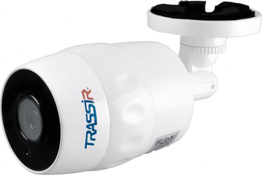 Камера IP Trassir TR-D2121IR3W CMOS 1/2.7 3.6 мм 1920 x 1080 H.264 RJ-45 Wi-Fi белый