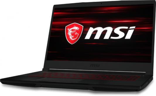 Ноутбук MSI GF63 8RC-423RU (9S7-16R112-423) msi original zh77a g43 motherboard ddr3 lga 1155 for i3 i5 i7 cpu 32gb usb3 0 sata3 h77 motherboard