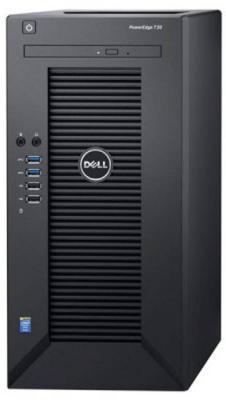 Сервер Dell PowerEdge T30 1xE3-1225v5 1x8Gb 2RLVUD x6 1x1Tb 7.2K 3.5 SATA RW S130 1x290W 1Y NBD TPM (210-AKHI-10)