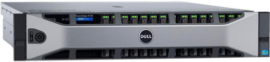 Сервер Dell PowerEdge R730 1xE5-2630v4 2x16Gb 2RRD x8 2.5 RW H730p iD8En 5720 4P 2x750W 3Y PNBD (210-ACXU-352)